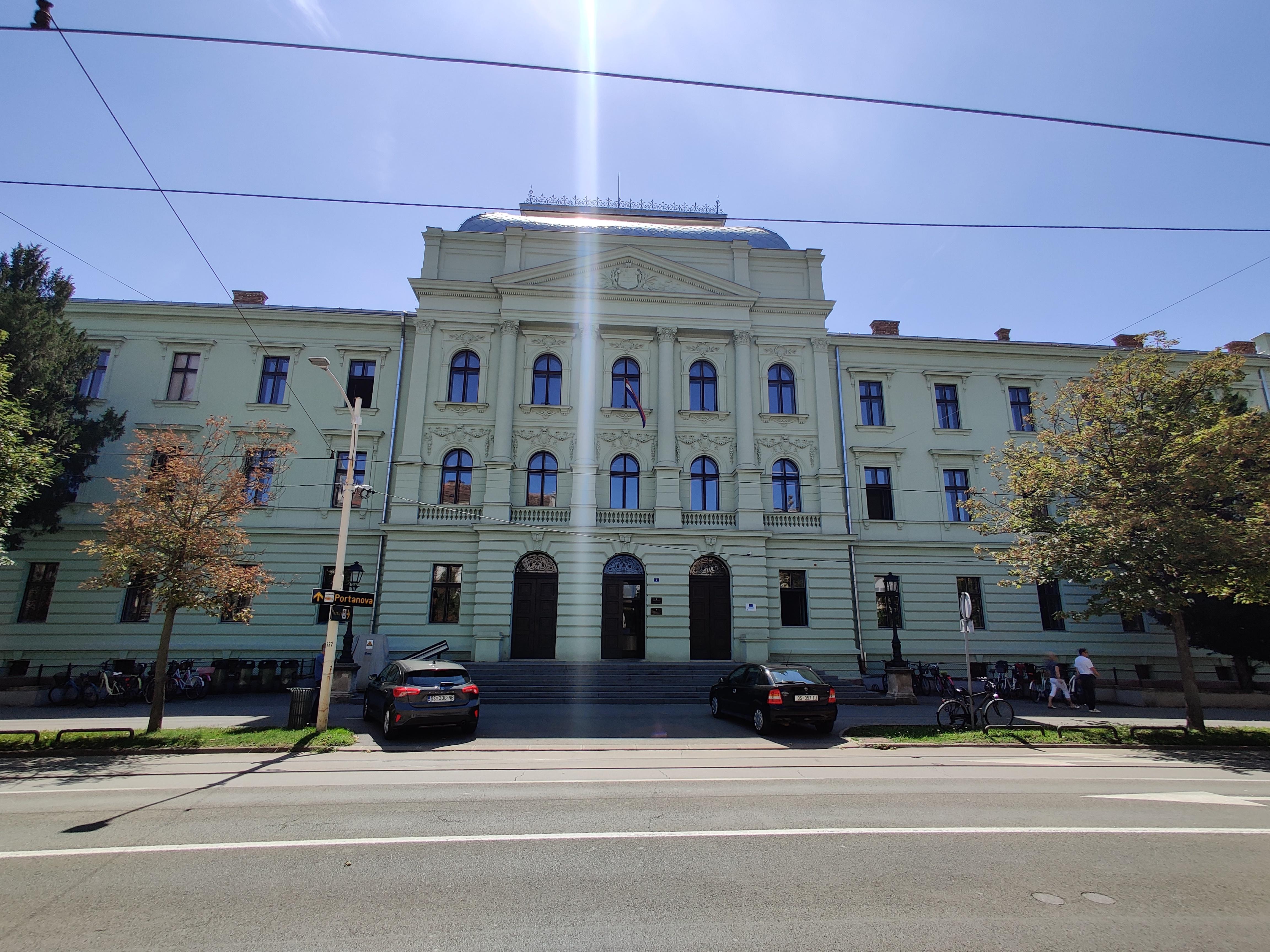 Osijeku u Advent Osijek